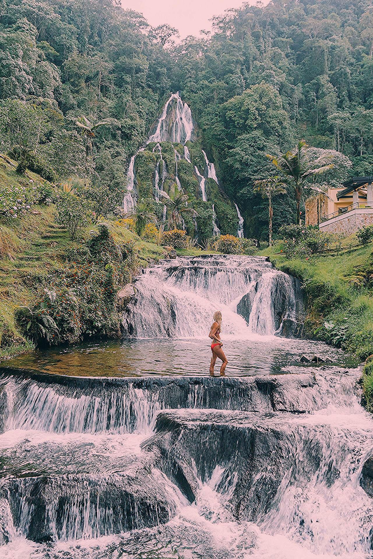 Photo of Santa Rosa hot springs – Colombia