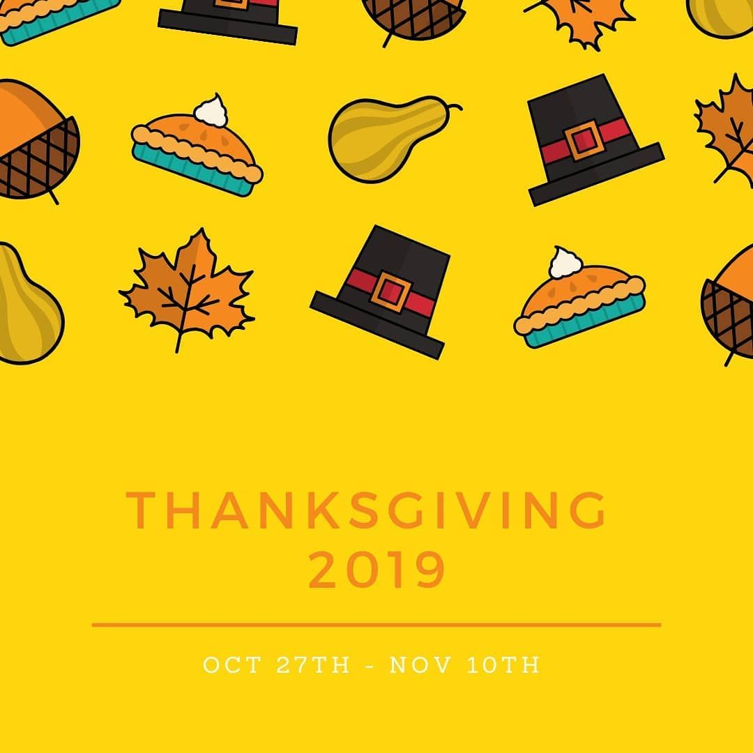 Our American Friends South Of The Border We Have A Surprise For You We Will Be Celebrating Thank In 2020 Fall Thanksgiving Wreaths Fall Thanksgiving Custom Templates
