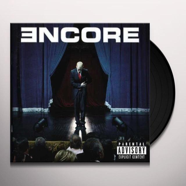 Eminem Encore Vinyl Record Eminem Vinyl Records Covers Album