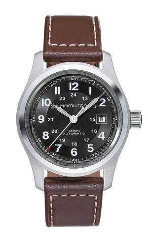 f0f538192fbd Reloj Hamilton Marrón http   www.zapatajoyeros.com es relojeria 160 ...