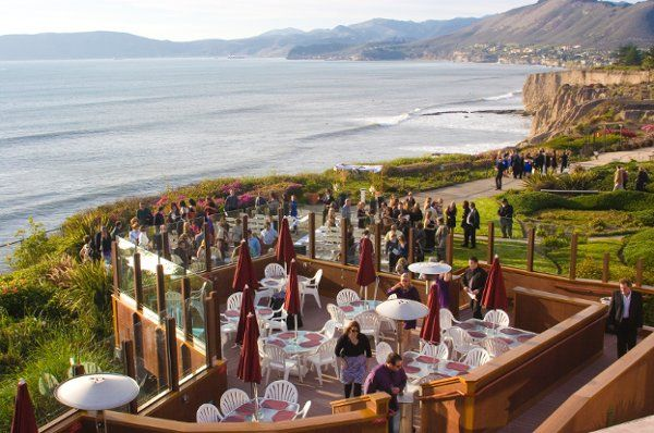 Spyglass Inn Restaurant Photos Ceremony Reception Venue Pictures California