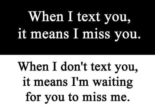 Im Waiting For You To Miss Me Love Quotes Quotes Quote Girl Girl Quotes