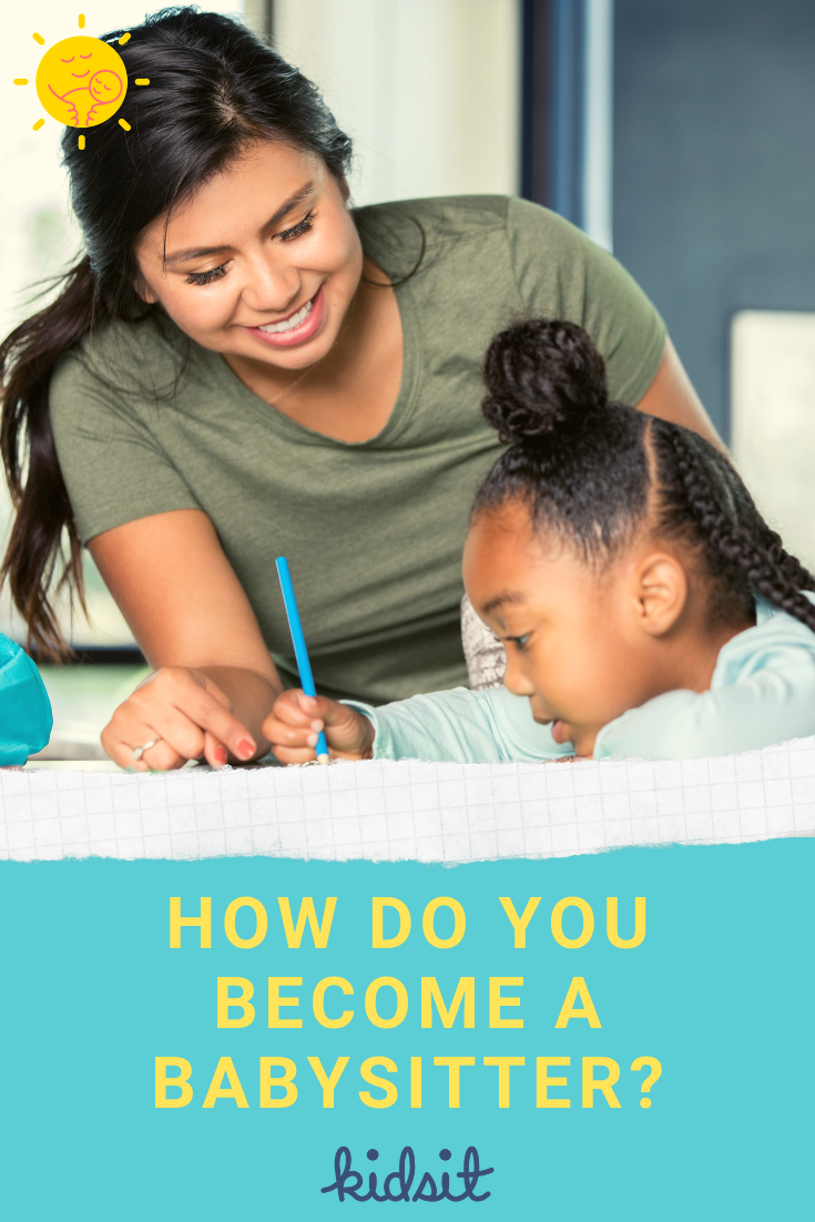 Becoming a babysitter can be a great first job. But how do you get started? How do you become a babysitter? First, you need to decide if babysitting is really the right choice for you based on your interests and personal situation. Let's dive in! #babysitting #babysittingjobs #caregivers #ilovekids #sidehustle
