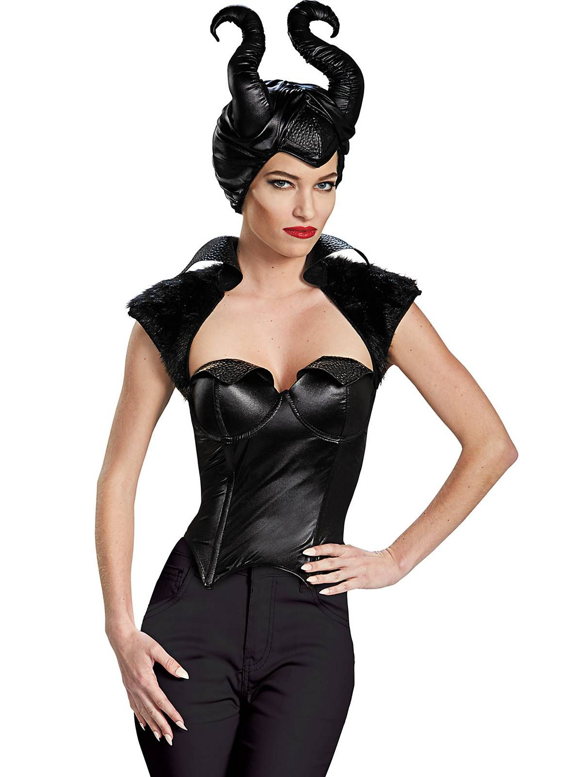 Sexy Maleficent Final Battle Bustier | Wholesale Disney Villain