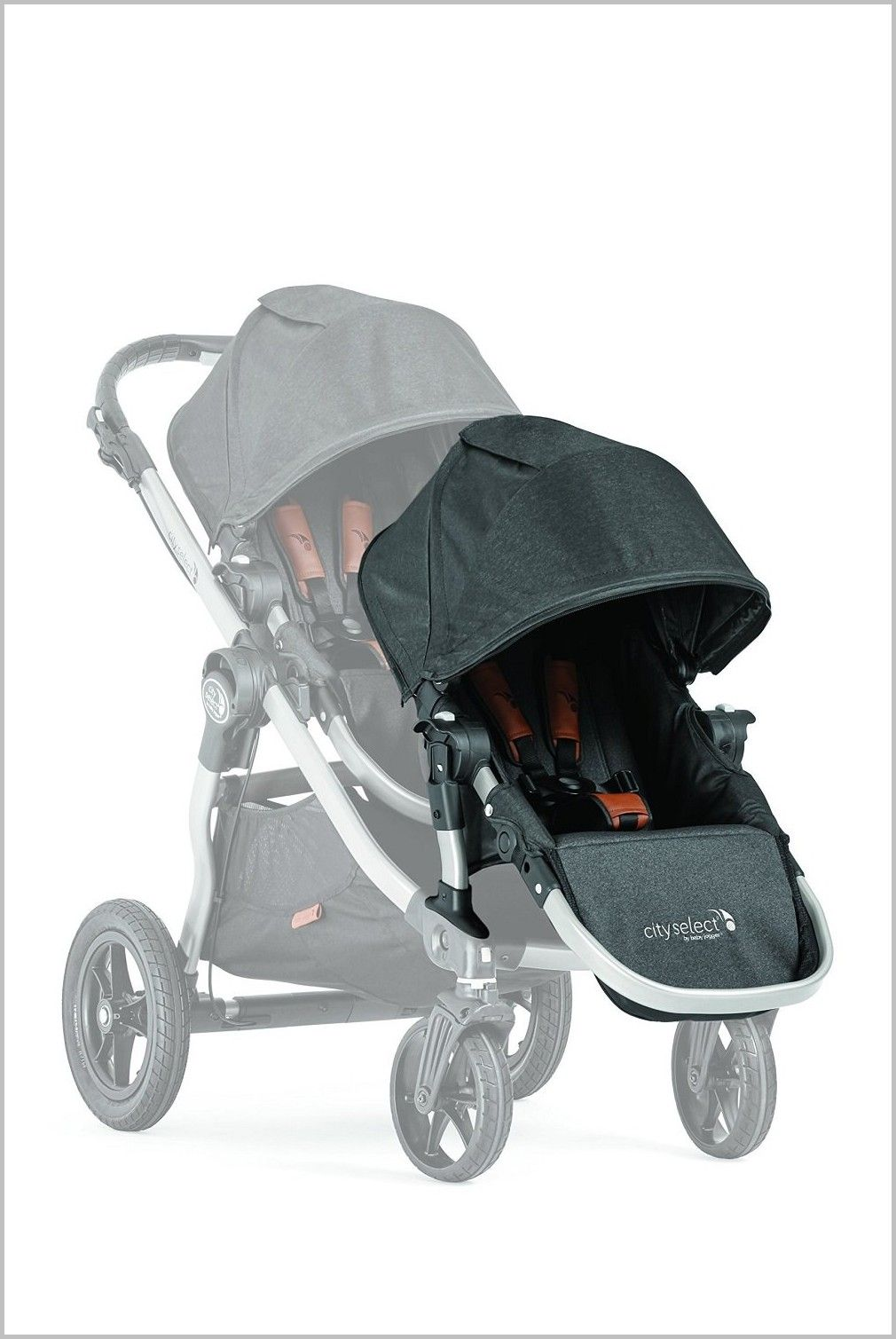 118 reference of baby jogger city select second seat