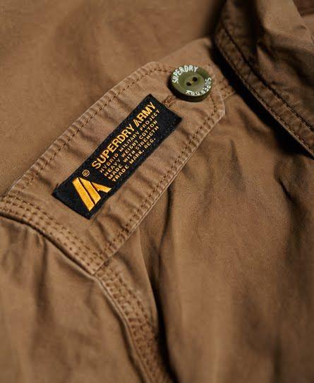 01fc4b36e6 Superdry Ultra Light Army Corps Shirt Green