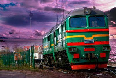 10 fotografías de trenes - Locomotoras - Train photos |