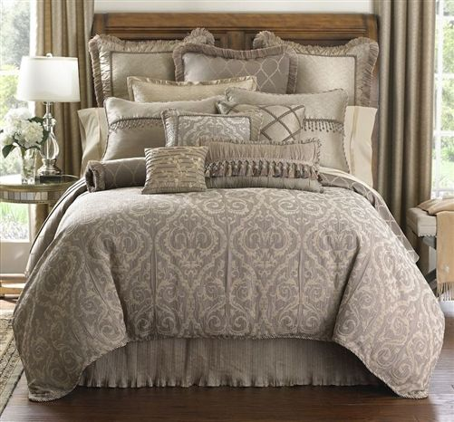 Top 3 California King Down Comforters 8 Taupe Bedding