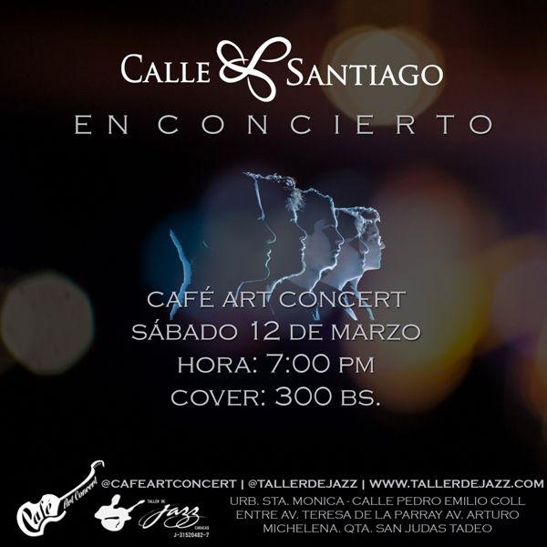 El rock progresivo de Calle Santiago invadirá el Café Art Concert http://crestametalica.com/events/rock-progresivo-calle-santiago-invadira-cafe-art-concert/ vía @crestametalica