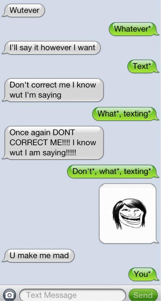 Text partnersuche lustig