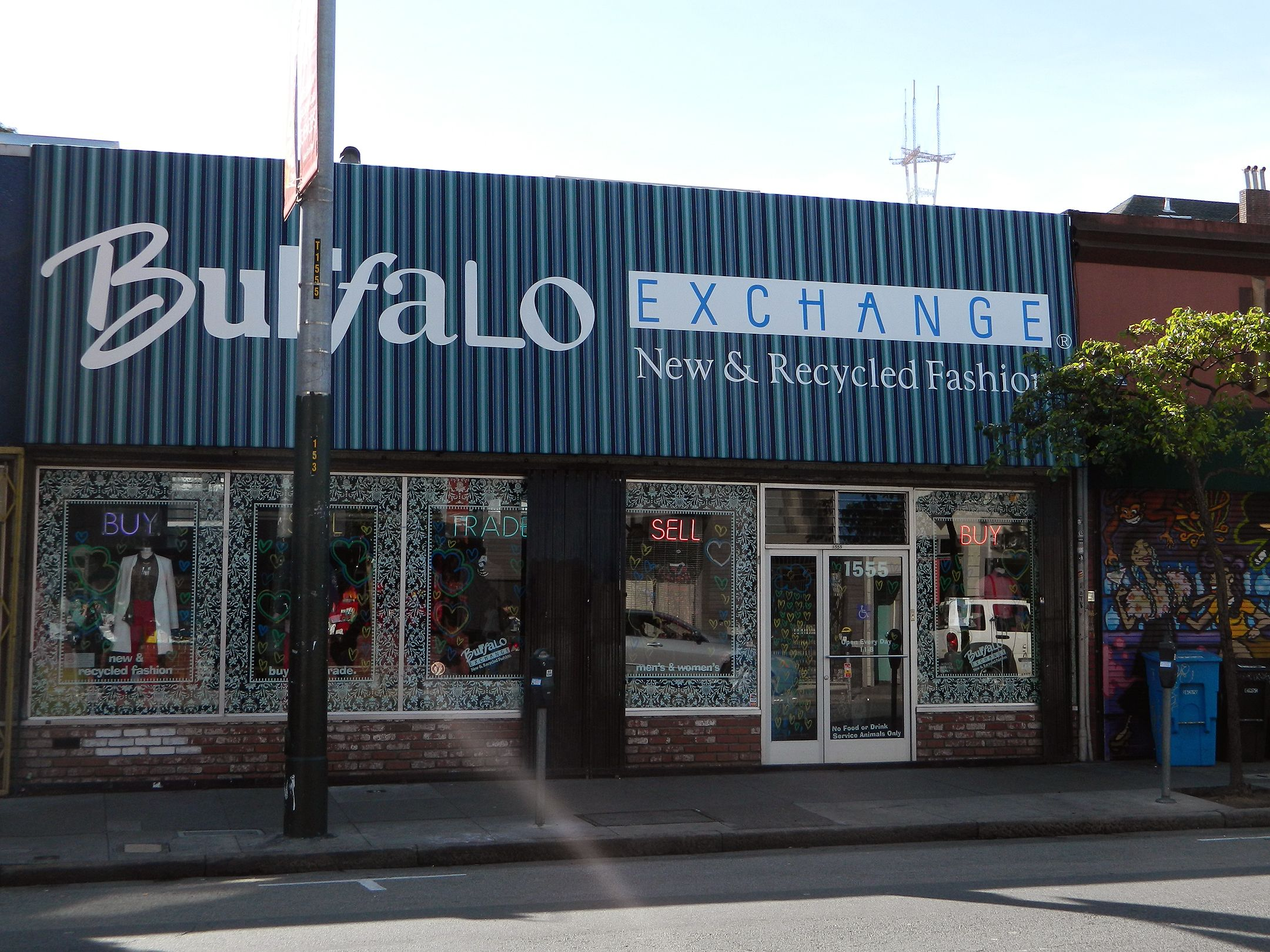 Buffalo Exchange San Fransisco (Haight)