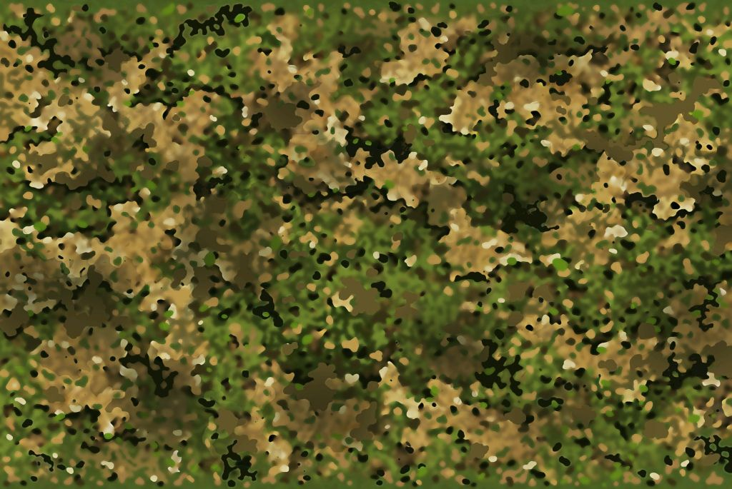 forests and woodland camouflage