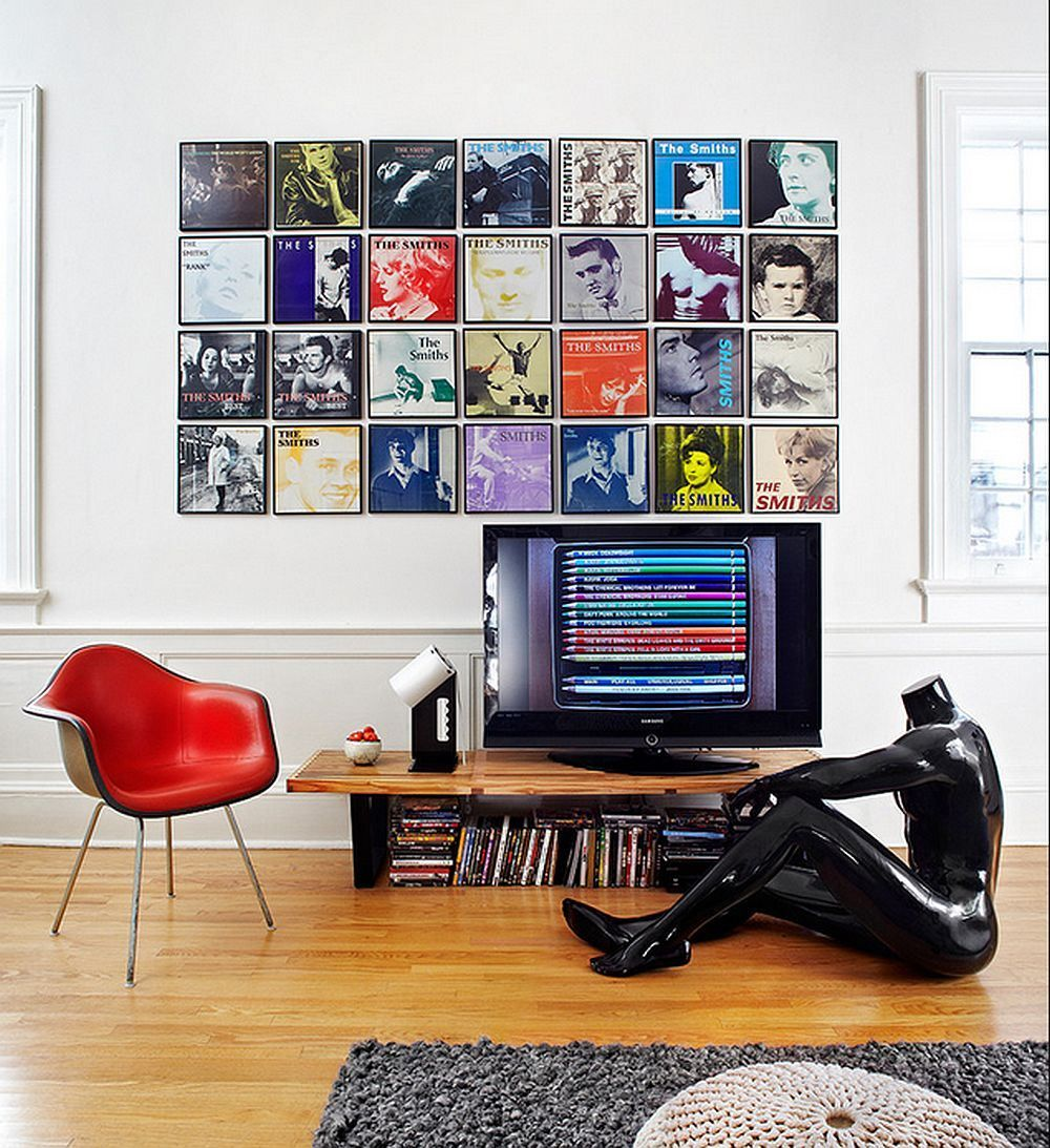 Collections – What And How To Display To Make A Statement With Wall ...