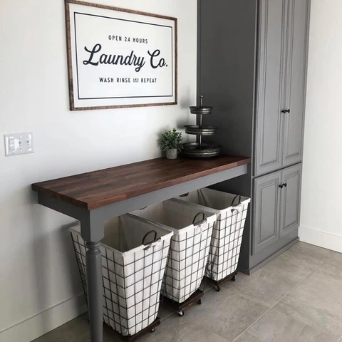 28 Ideas For Upgrading Your Laundry Room