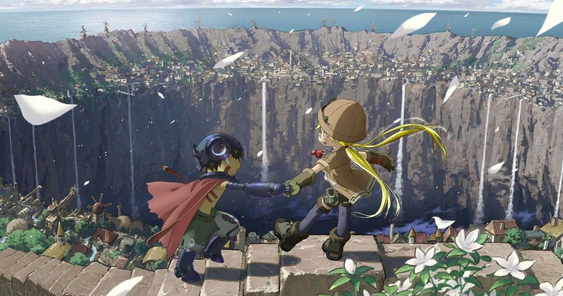 Made In Abyss Wallpaper Hd Produccion Artistica Arte De Anime