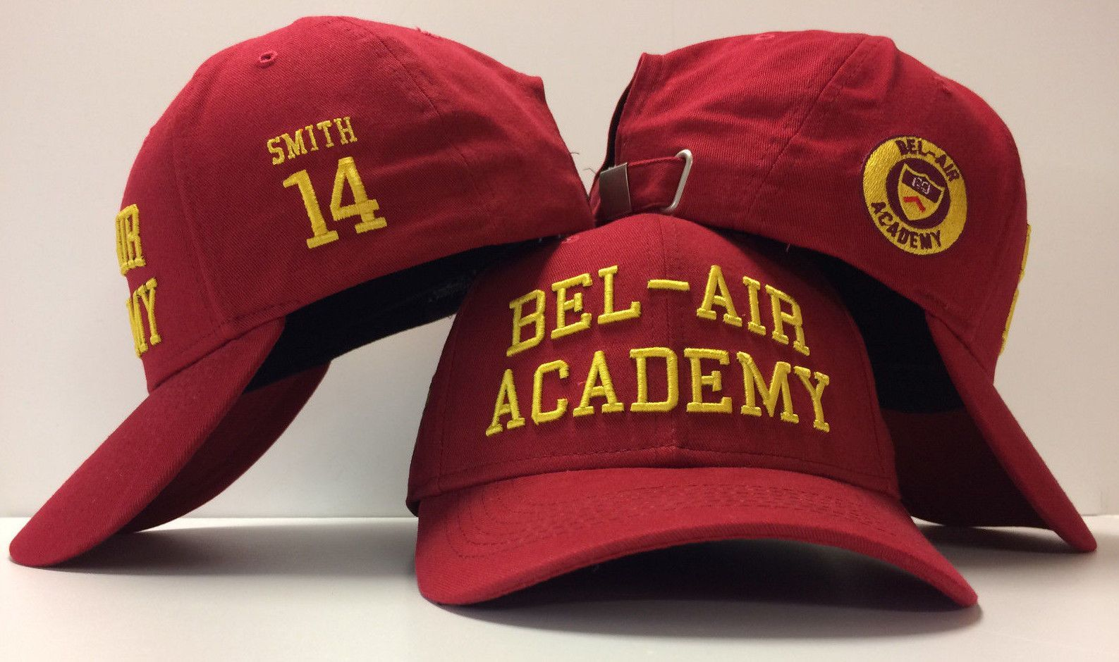 76f05e05 Will Smith Fresh Prince Of Bel-Air Academy #14 Adjustable Strapback Hat Dad  Cap