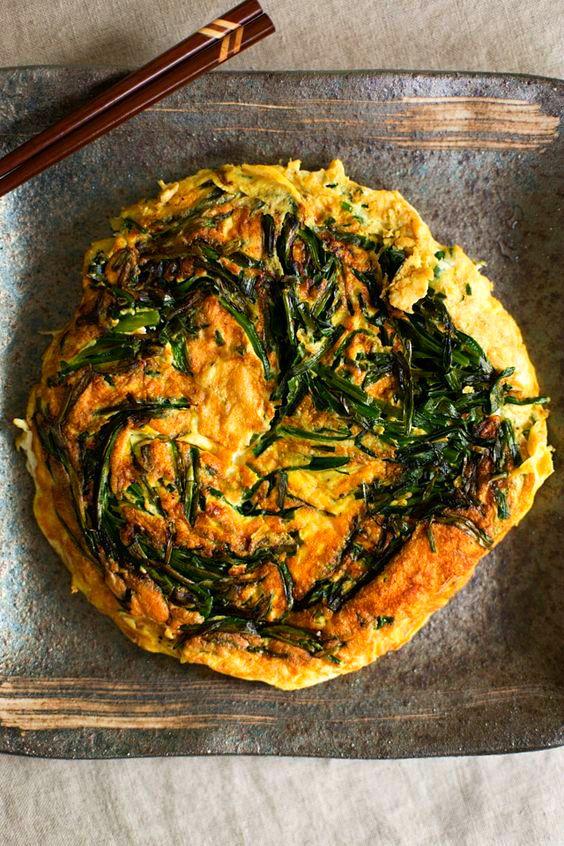 Niratama Niratama Is A Frittata Style Omelette Of