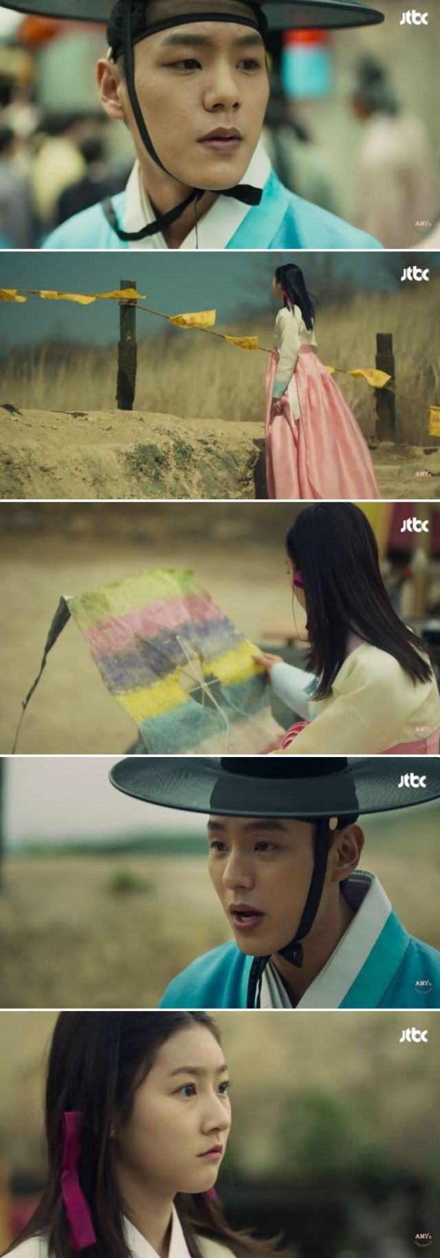 [Spoiler] Added episodes 3 and 4 captures for the Korean