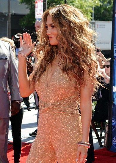 77 interesting curly hair photos | Jennifer lopez ...