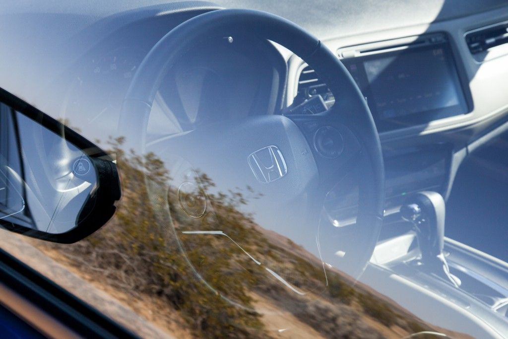 Perfect Review 2019 Honda Hr V Lx Awd Suv Reviews And