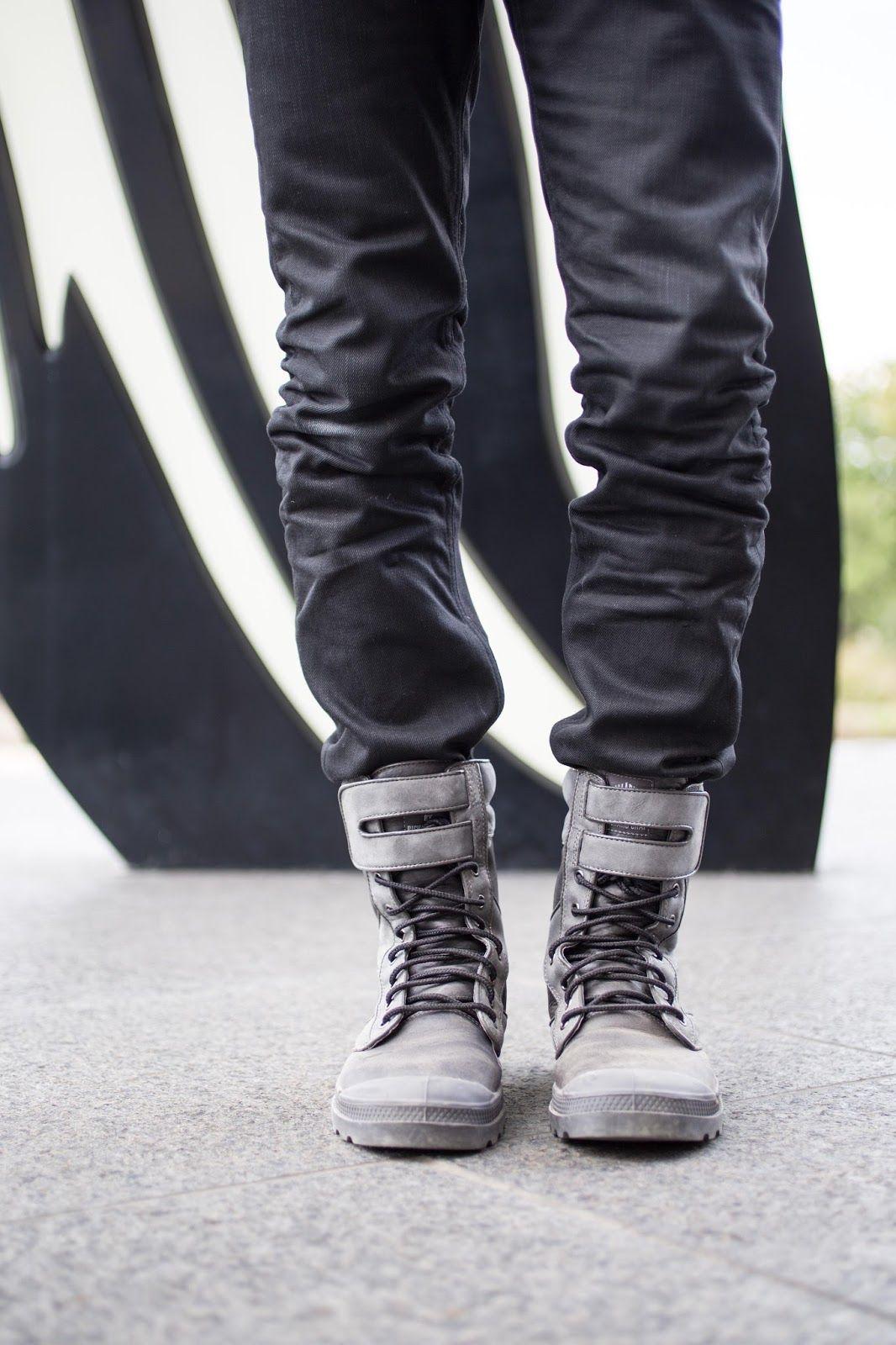 Richard Chai for Palladium Boots   FASHION- Men's Shoes ...