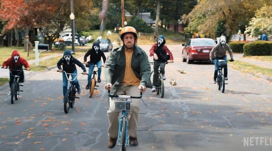 Hubie Halloween Netflix Horror Comedy Movie Release Date Cast Trailer And Everything About It In 2020 Netflix Horror Adam Sandler Comedy Films
