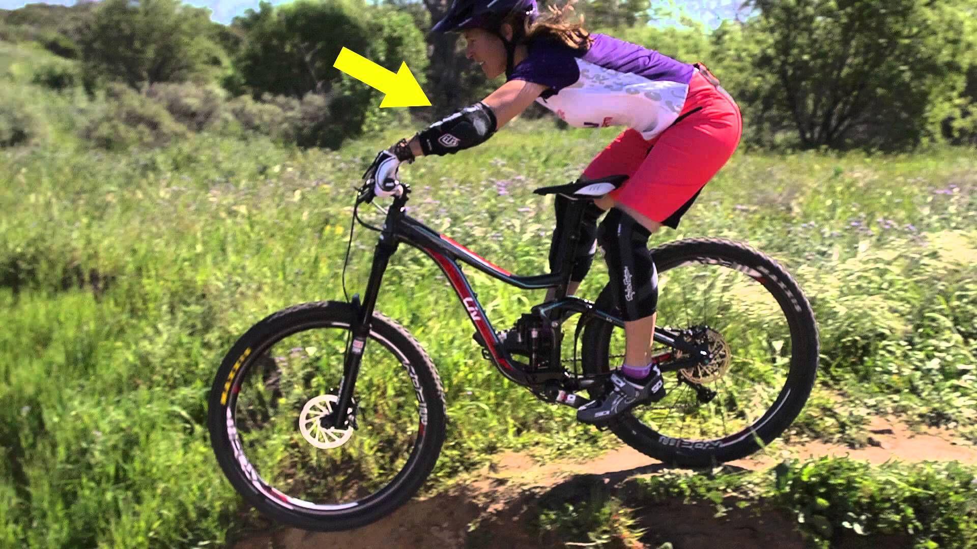 Mountain bike skills 101 riding drop offs mountain