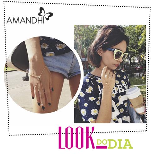 Look do Dia - Dia Perfeito | Amandhí | www.amandhi.com