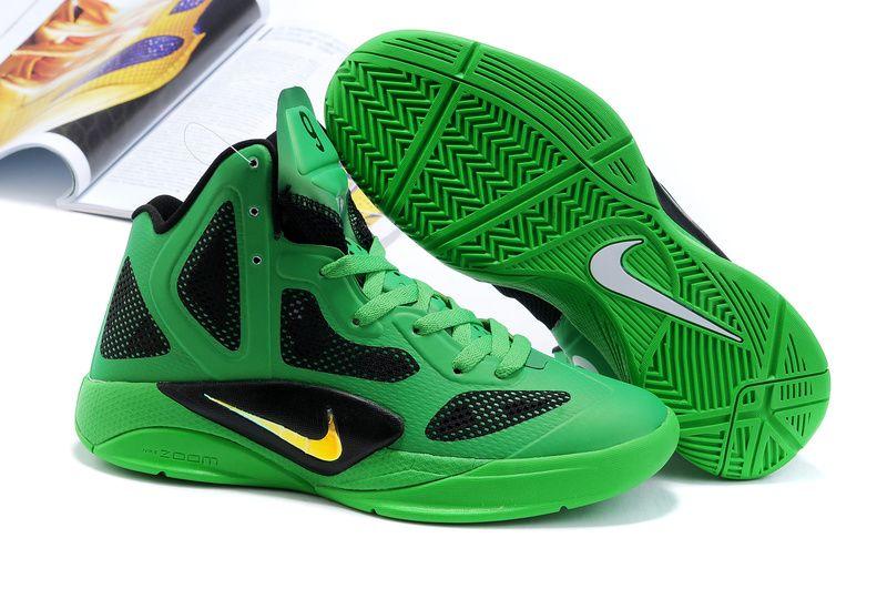 Man Nike Basketball Green-Black 454136 300