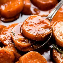 how to prepare candied yams from a can