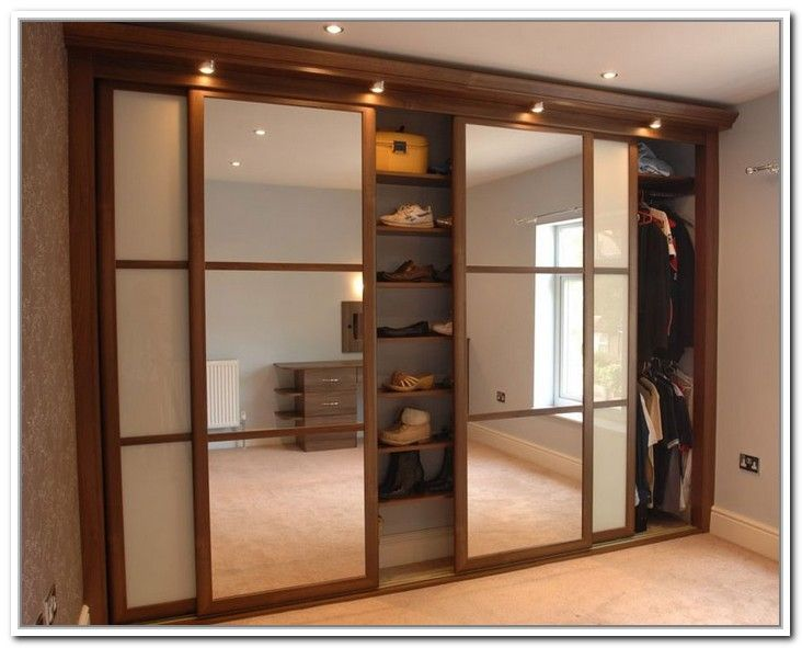 4 Panel Sliding Closet Doors | Bedroom remodel | Pinterest ...