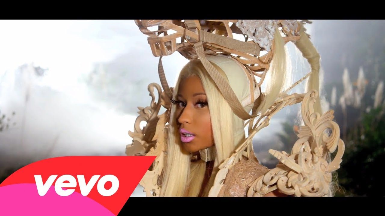 Nicki Minaj - Va Va Vo... Nicole Scherzinger Songs Right There