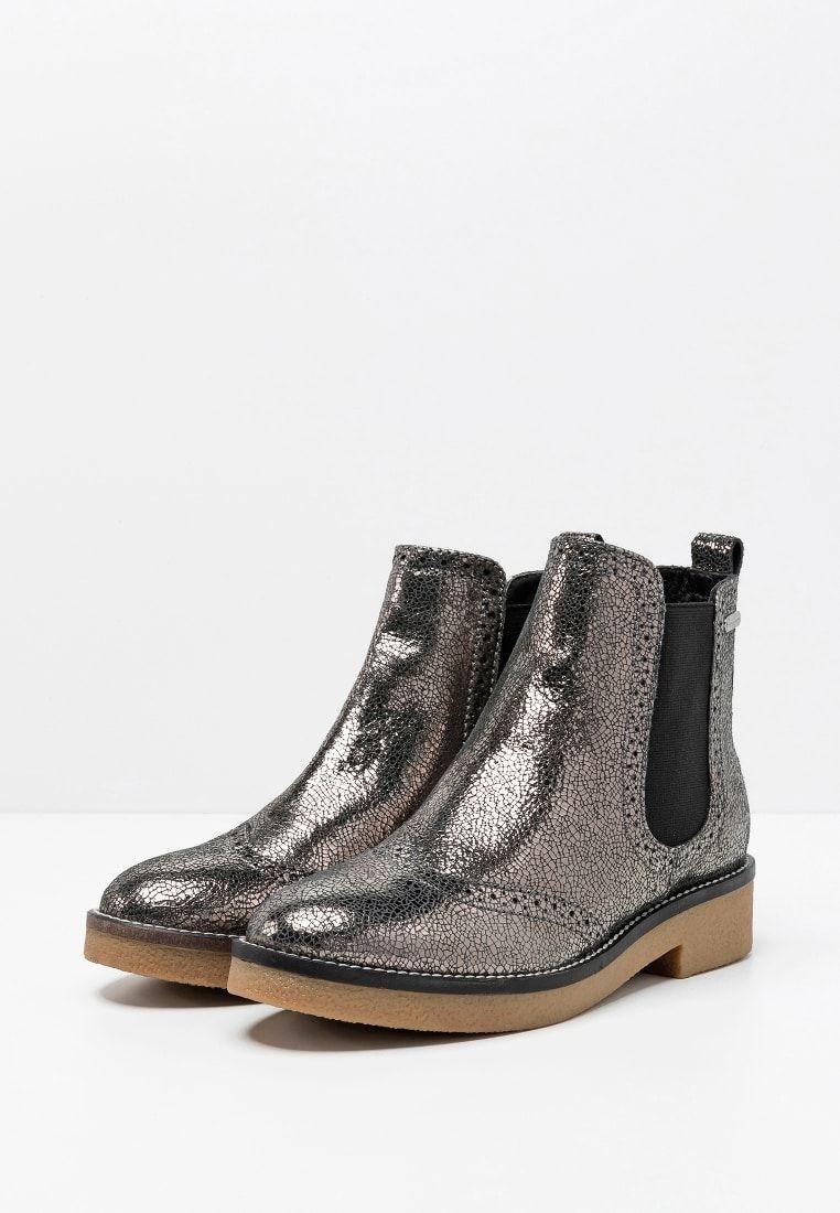 Bajos Más Met Savile GreyY Botines Zapatos Lj354RqA