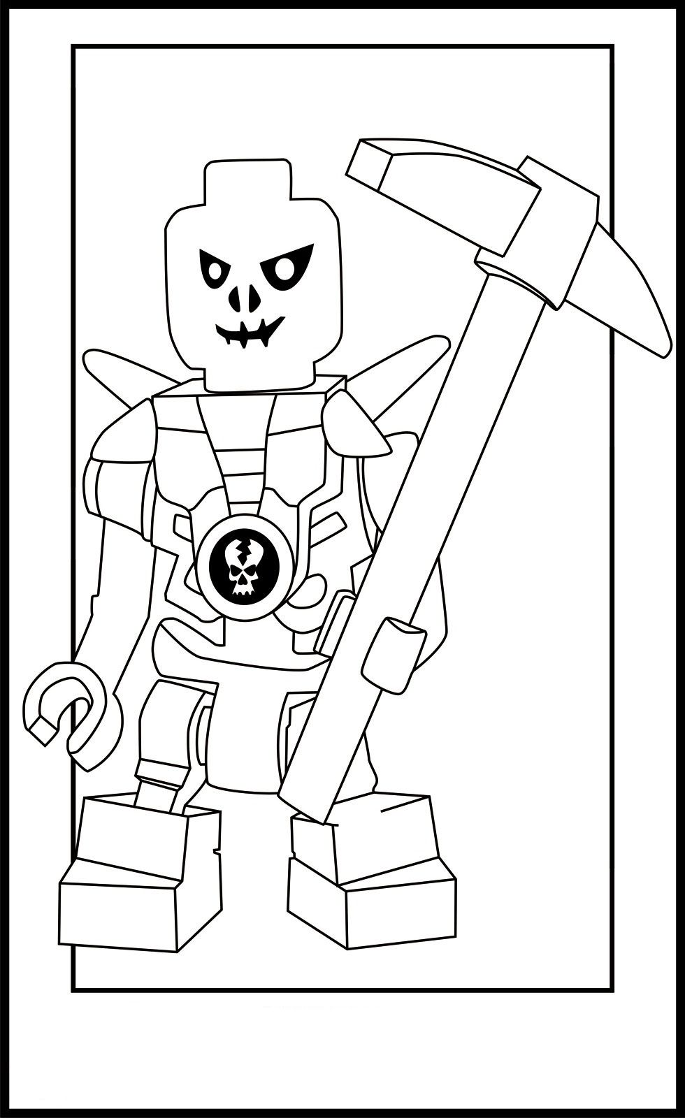 Ninjago-Lego-Coloring-Pages.jpg (980×1600) | party ideas | Pinterest