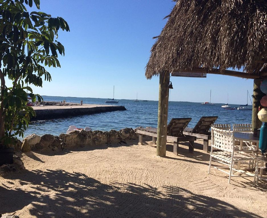 Key Largo Cottage Al Waterfront Beach And Dockage Sunset Views Homeaway