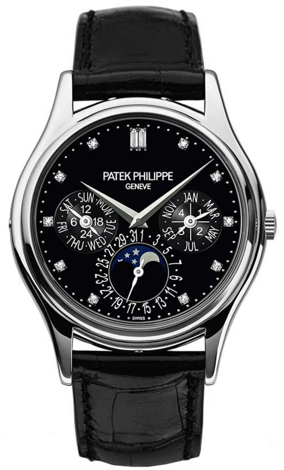 patek philippe diamond ribbon watch