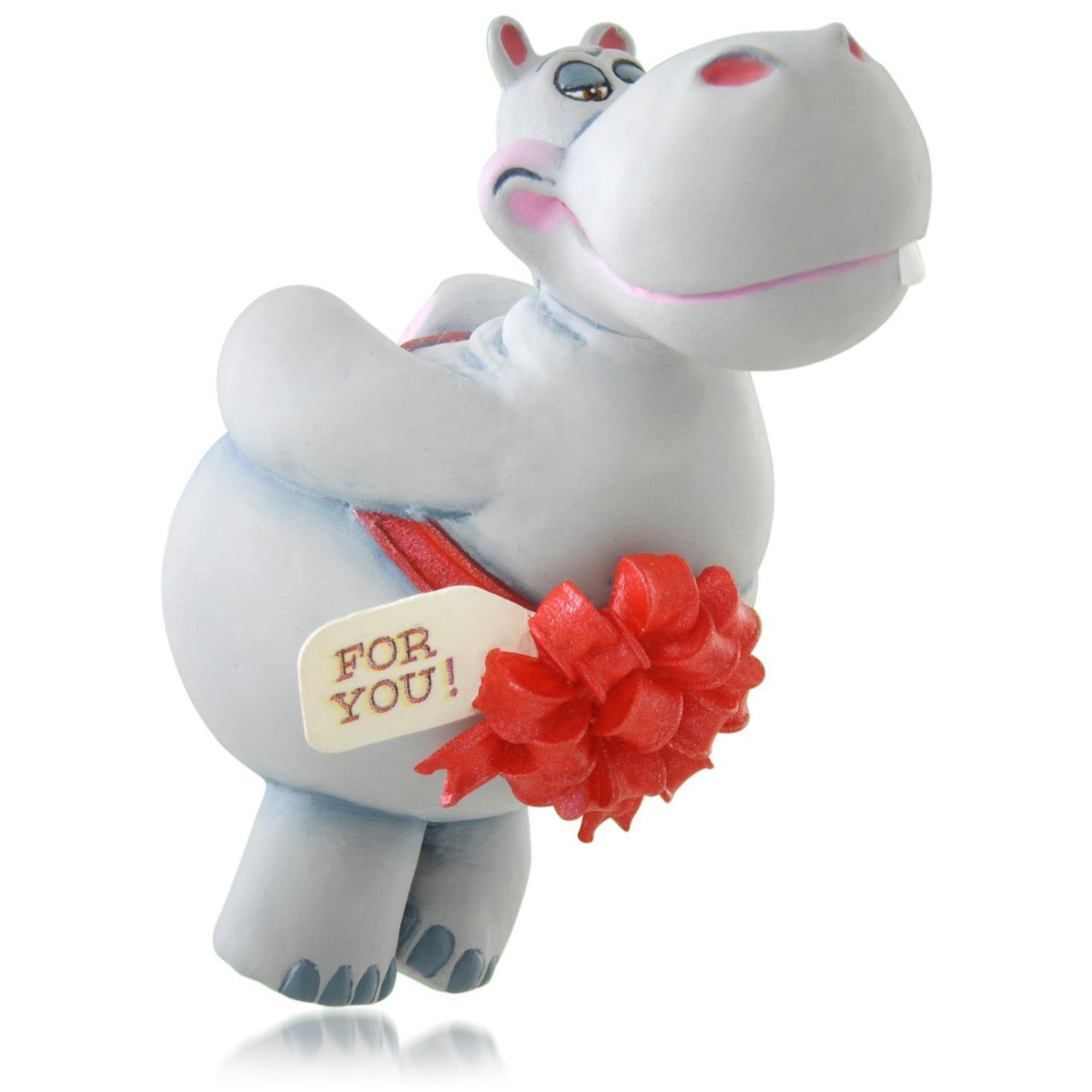 I Want A Hippopotamus For Christmas Musical Ornament | Christmas ...
