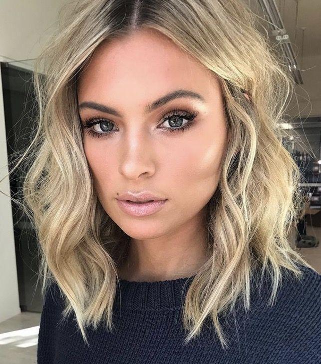 Emmachenartistry Http Shedonteversleep Tumblr Com Post 157435335253 Short Hair Trends For 2017 Short Hairstyles 2 Thick Hair Styles Hair Lengths Hair Beauty