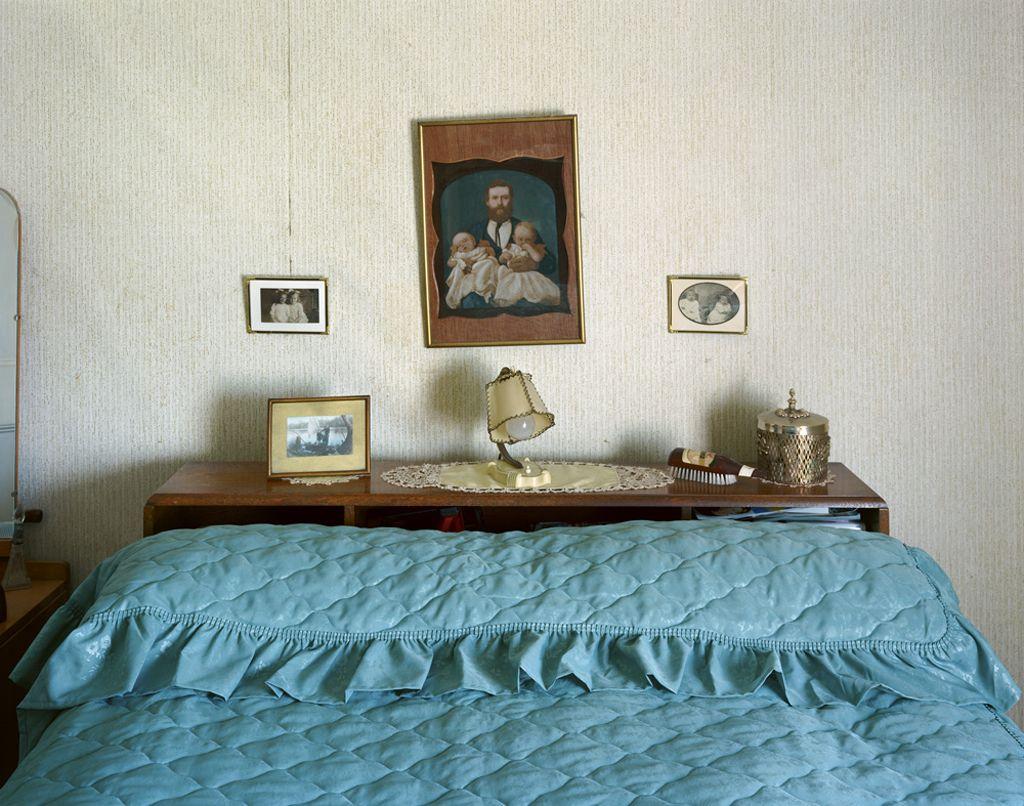 Derek Henderson - Glad Lapwood's House, Tuakau, New Zealand, 2007 (Mercy Mercer series) / http://www.derekhenderson.net #photo