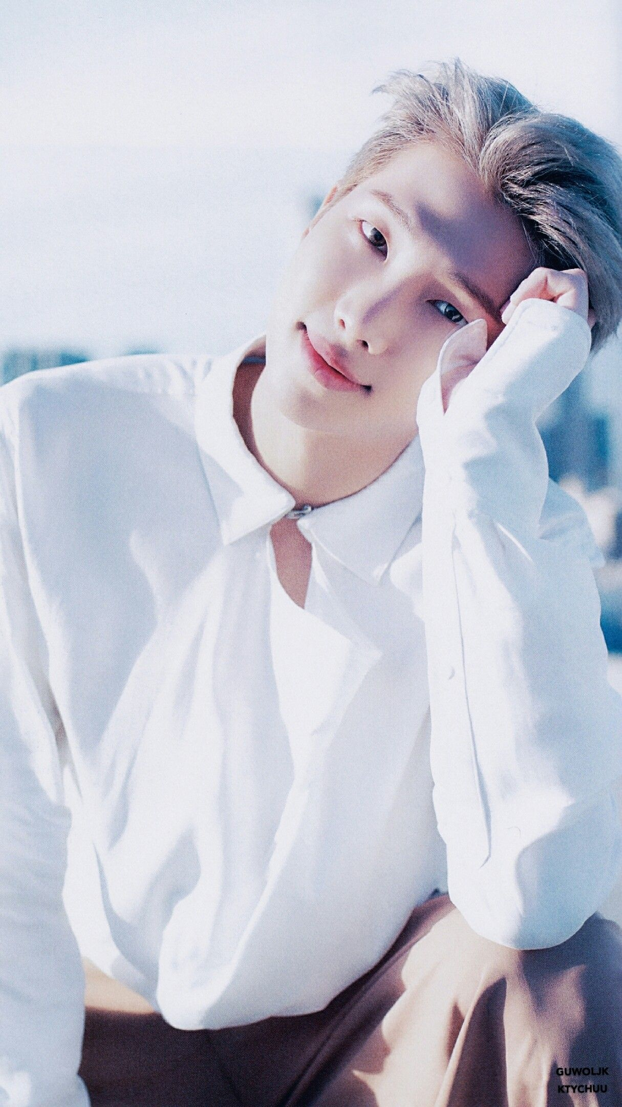 BTS EDITS | BTS WALLPAPERS | BTS x DICON | pls make sure to follow me before u save it ♡ find more on my account ♡ Pls don't Repost! ❤ don't crop the logo ❤ Scan cr. guwoljk #BTS #RM #btswallpaper