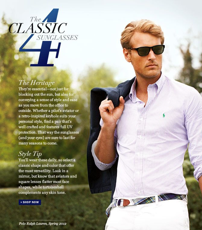 2ae1423e372 Ralph Lauren Summer Style Guide