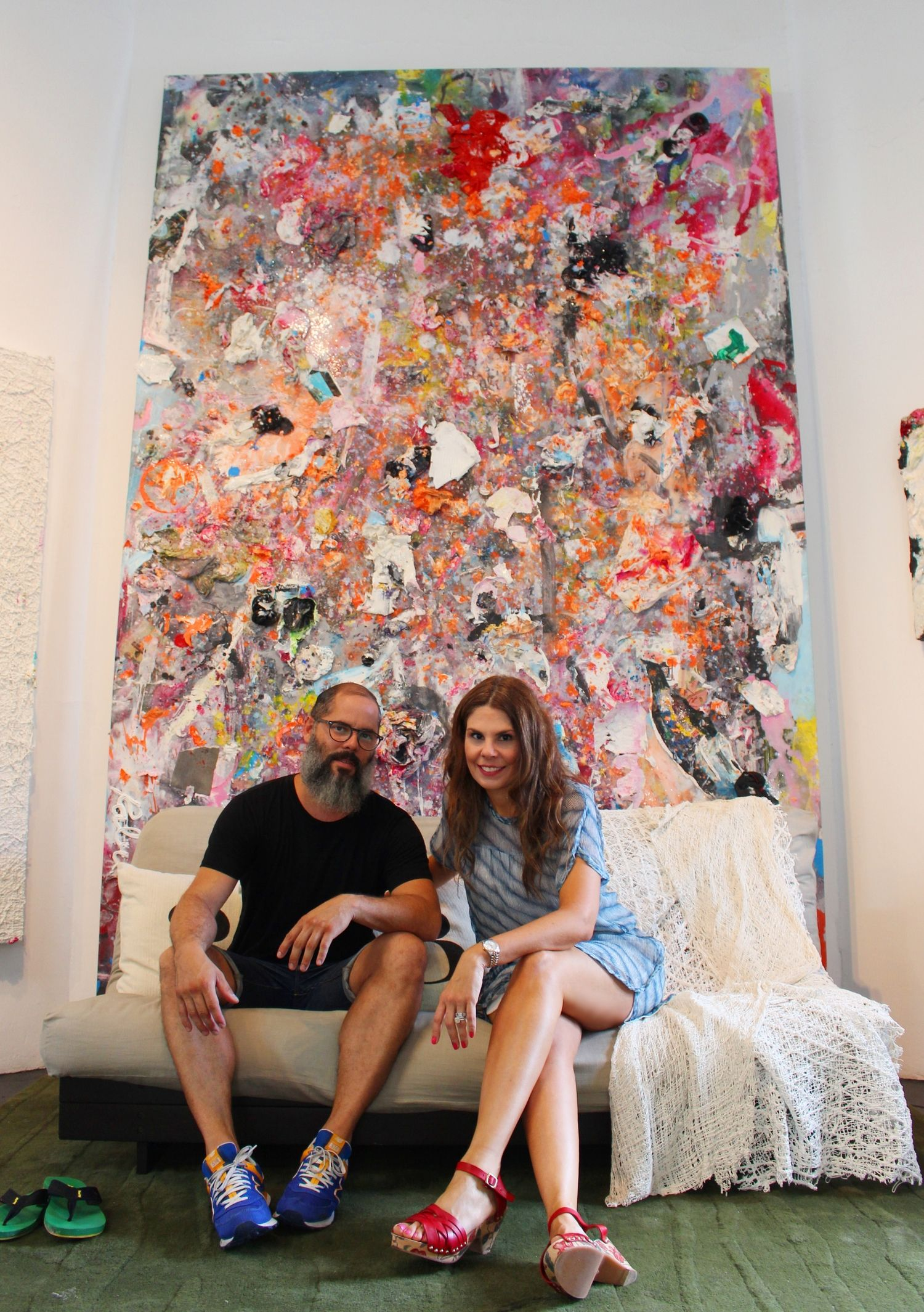 Puerto Rican Art & Design Medley (Part I) — Out There NYC | Maria Brito's Contemporary Art & Interior Design Blog
