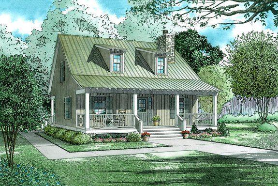 Farmhouse Style House Plan 2 Beds 2 Baths 1400 Sq Ft Plan 17 2019