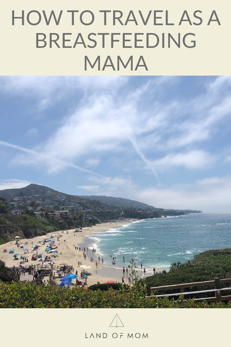 """""""How to Travel (without baby) as a Breastfeeding Mama ..."""