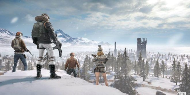 PUBG Mobile 0.10 Update to Bring Vikendi map, Snowmobile Vehicles, Snowball Fight, and More - Technology News, Reviews and Buying Guides