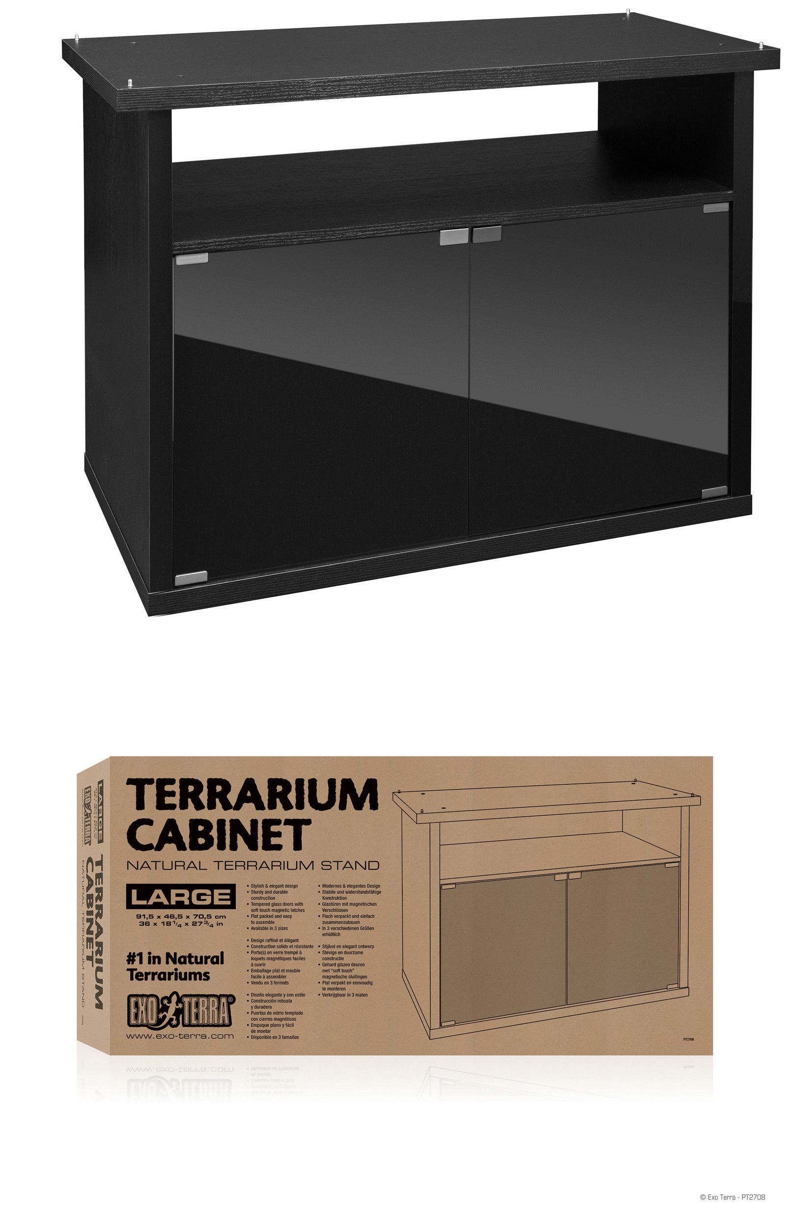 Reptile supplies exo terra cabinet inch ue buy it now only