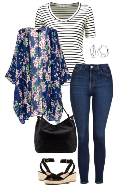 a4674e1e88b ... shirt + eight striped shirt outfit ideas. This classic piece of clothing  can help you create an endless amount of outfits you feel good in this  summer.