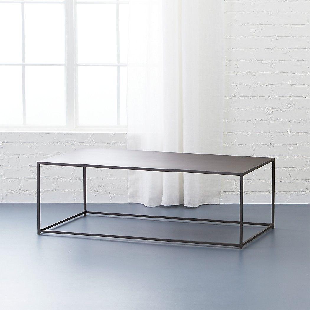 Mill Iron Coffee Table Reviews Cb2 Iron Coffee Table Coffee Table Minimalist Coffee Table [ 1050 x 1050 Pixel ]