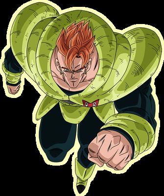 Android 16 Render 18 Db Xkeeperz By Maxiuchiha22 Dragon Ball Z Dragon Ball Super Anime