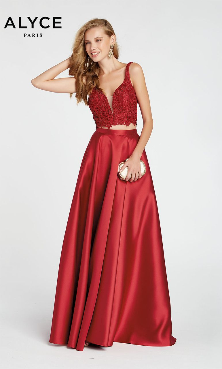 69d565287087 Prom Dress Style 60330 in 2019 | Alyce Paris Prom | Prom dresses ...
